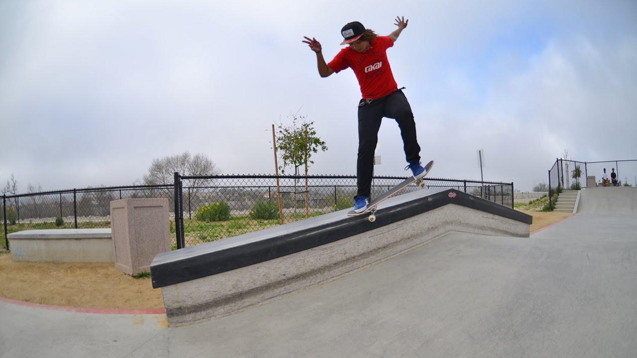 [Skate] Creative Visualizations at Prince Park